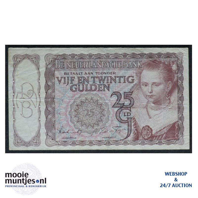 vijftig gulden biljet
