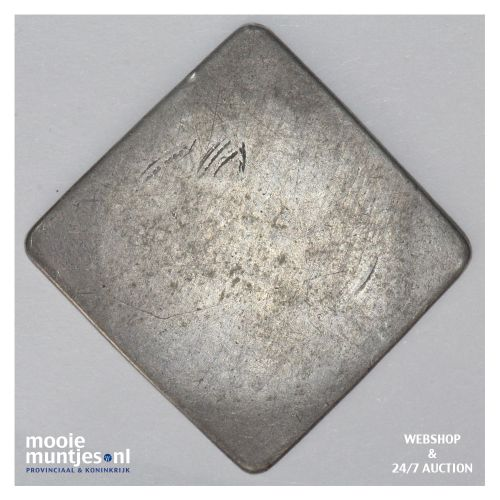 Groningen - 12½ stuiver - 1672 (kant B)