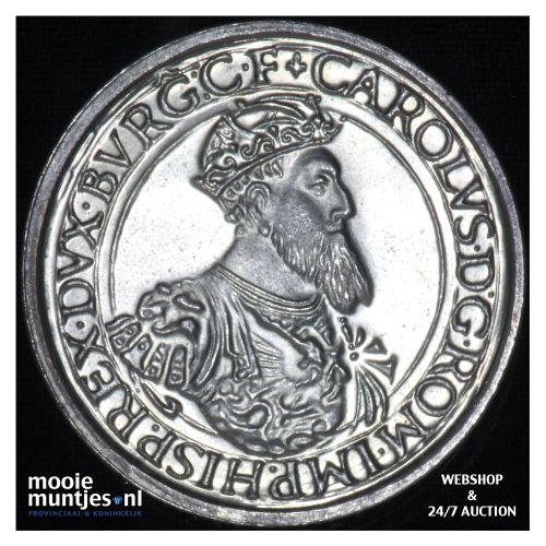 5 ecu - trade coinage -  - Belgium 1987 (KM 166) (kant B)