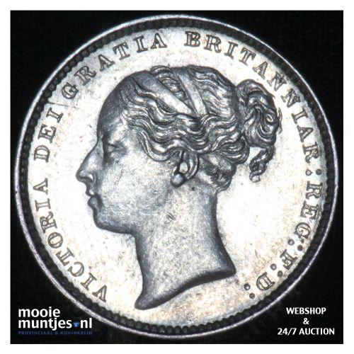 shilling - Great Britain 1883 (KM 743.4) (kant B)