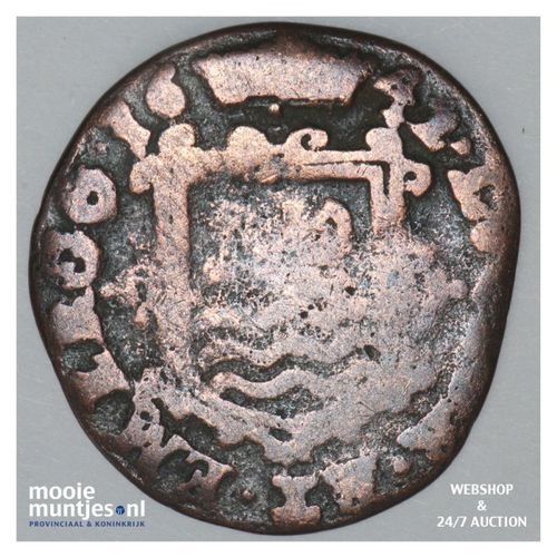Zeeland - Oord - 1642 (kant A)