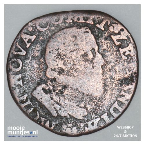 Zeeland - Oord - 1642 (kant B)