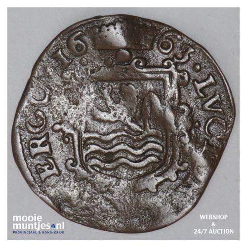 Zeeland - Oord - 1663 (kant A)