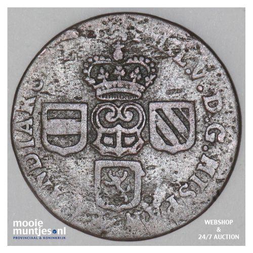 liard -  - Spanish Netherlands/Namur 1710 (KM 37) (kant B)