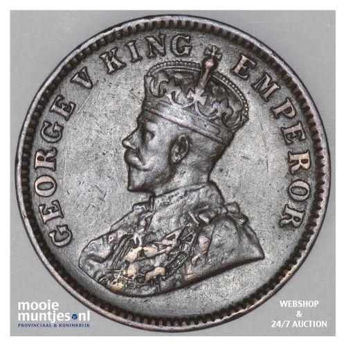1/4 anna -  - India-British 1934 (c) (KM 512) (kant B)