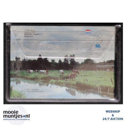 Jaarsets - Beatrix - 1987 Utrecht (kant B)