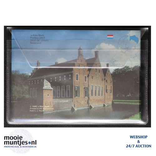 Jaarsets - Beatrix - 1988 Groningen (kant B)