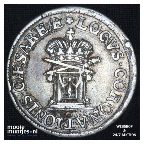 32 marck - - German States/Aachen z.j. - no date (KM 44) (kant B)