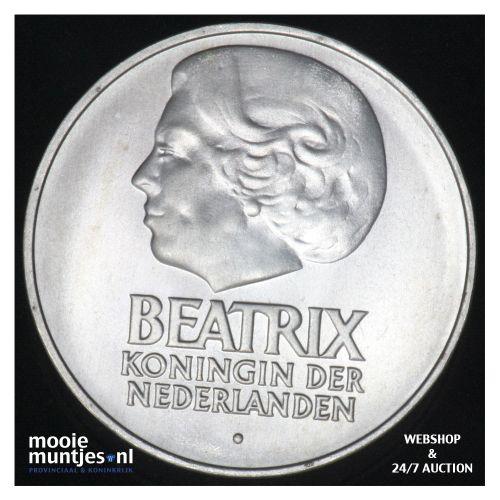 50 gulden - Beatrix - 1982 (kant B)