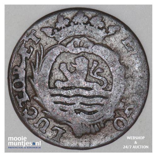 Zeeland - Duit - 1778 (kant B)
