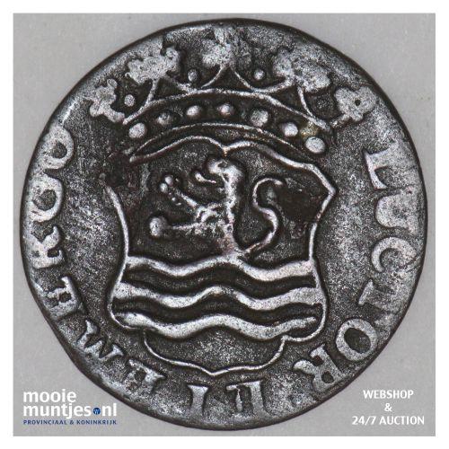Zeeland - Duit - 1764 (kant B)
