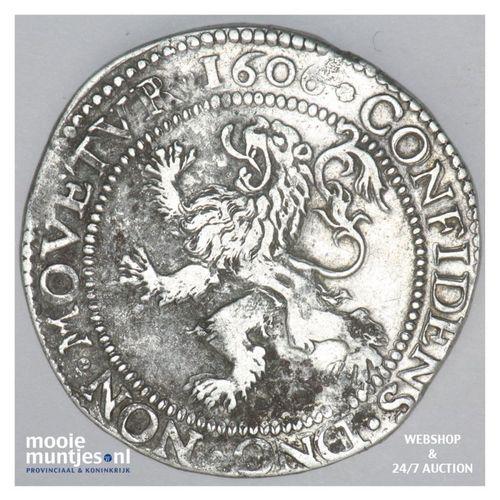 Zeeland - Leeuwendaalder - 1606 (kant A)
