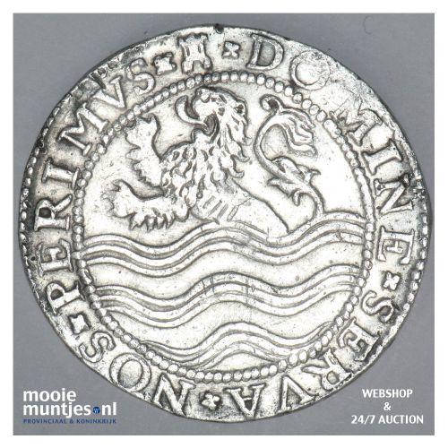 Zeeland - Leeuwendaalder - 1599 (kant B)
