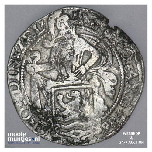 Zeeland - Leeuwendaalder - 1598 (kant A)