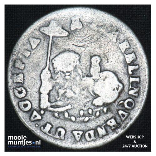 Zeeland - Hoedjesschelling - 1733 (kant B)