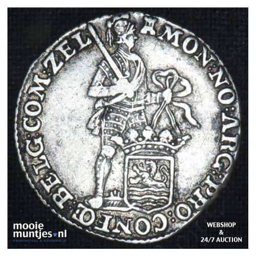 Zeeland - Achtste dukaat of Pietje - 1773 (kant B)