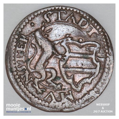 4 pfennig - city -  - German States/Munster z.j. - no date (KM 304) (kant A)