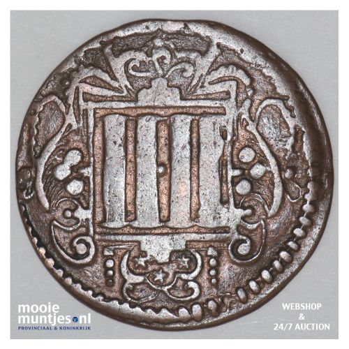 4 pfennig - city -  - German States/Munster z.j. - no date (KM 304) (kant B)