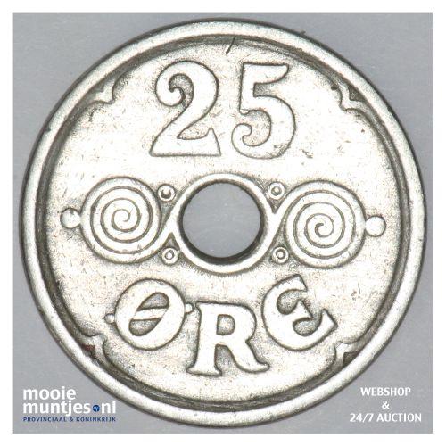 25 ore - Denmark 1925 (KM 823.1) (kant B)