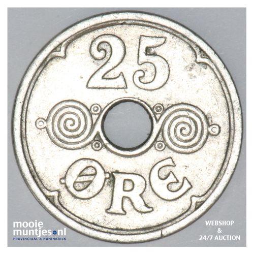 25 ore - Denmark 1940 (KM 823.2) (kant B)