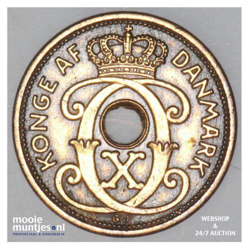 ore - Denmark 1927 (KM 826.1) (kant B)