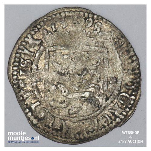 West-Friesland - Stuiver - 1598 (kant A)