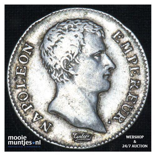 franc - France AN 13 A (Paris) (KM 656.1) (kant B)