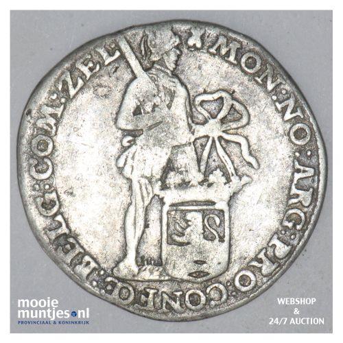 Zeeland - Achtste dukaat of Pietje - 1770 (kant B)