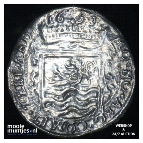 Zeeland - Roosschelling - 1653 (kant A)