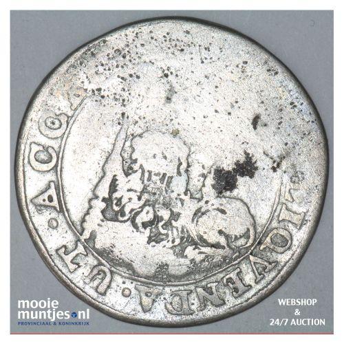 Zeeland - Hoedjesschelling - 1680 (kant B)