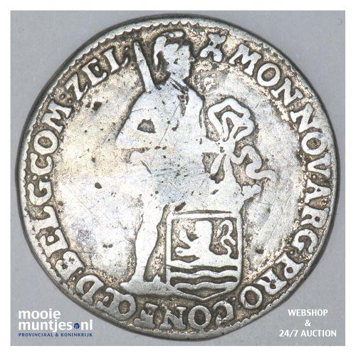Zeeland - Kwart dukaat  - 1776 (kant B)