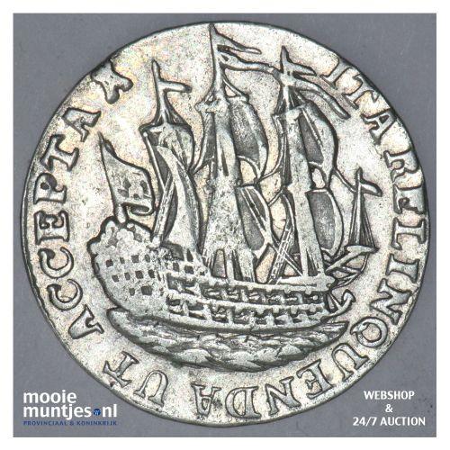 Zeeland - Scheepjesschelling - 1766 (kant B)