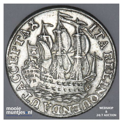 Zeeland - Scheepjesschelling - 1771 (kant B)