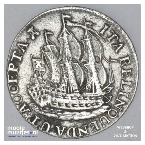 Zeeland - Scheepjesschelling - 1775 (kant B)