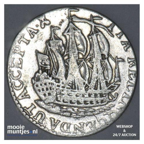 Zeeland - Scheepjesschelling - 1778 (kant B)