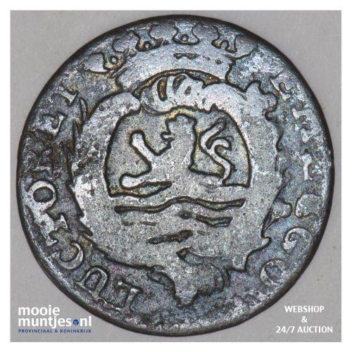 Zeeland - Duit - 1785 (kant B)