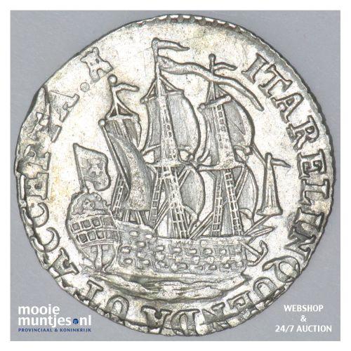 Zeeland - Scheepjesschelling - 1790 (kant B)