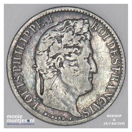 50 centimes - France 1846 A (Paris) (KM 768.1) (kant B)