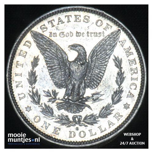 dollar - Morgan -  - United States of America/Circulation coinage 1882 O (KM 110