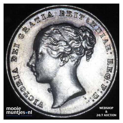 shilling - Great Britain 1753 (KM 743.1) (kant B)