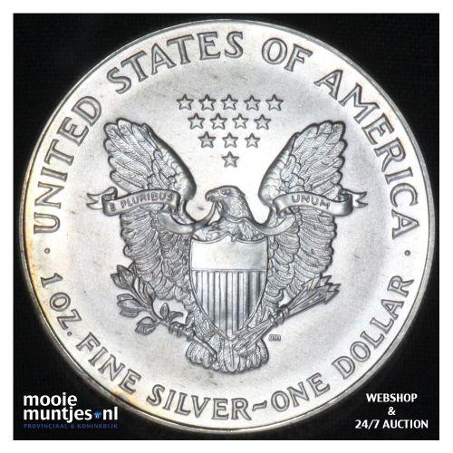 American eagle bullion coin -  - United States of America/Silver dollar 1993 (KM
