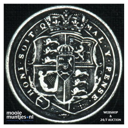 6 pence - Great Britain 1816 (KM 665) (kant B)
