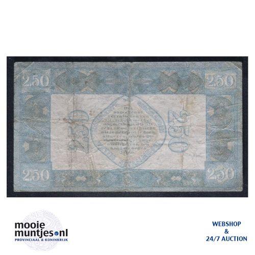 2½ gulden - 1918 (Mev. 12-4b / AV 10) (kant B)