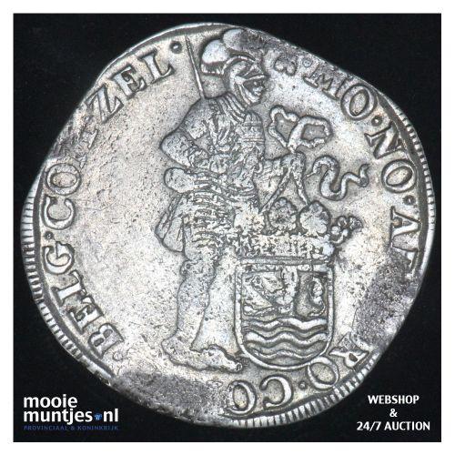 Zeeland - Zilveren dukaat - 27.92 (kant B)