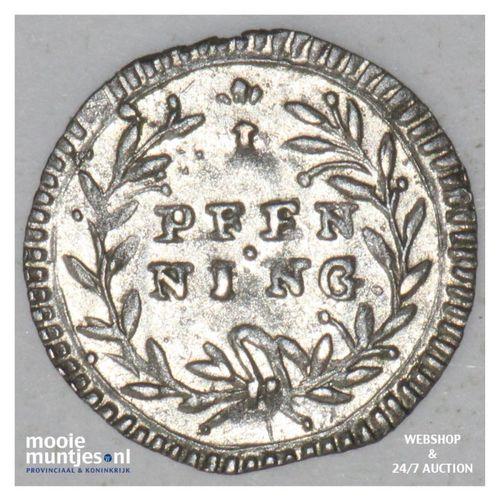 pfennig - free city - German States/Regensburg 1793 (KM 462) (kant A)