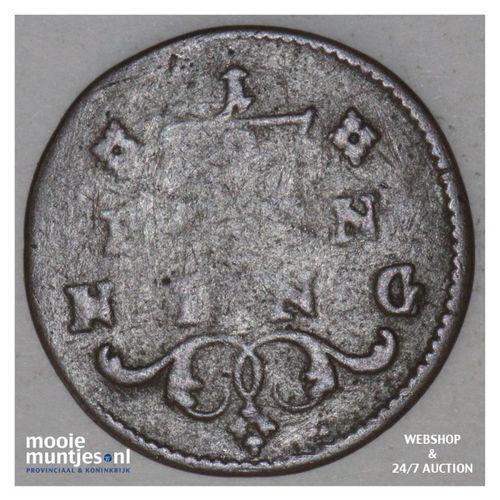 1/2 pfenning - German States/Wurzburg z.j. - no date (KM 367.2) (kant A)