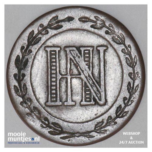 3 centimes - (french standard coinage) - German States/Westphalia 1809 (KM 92) (