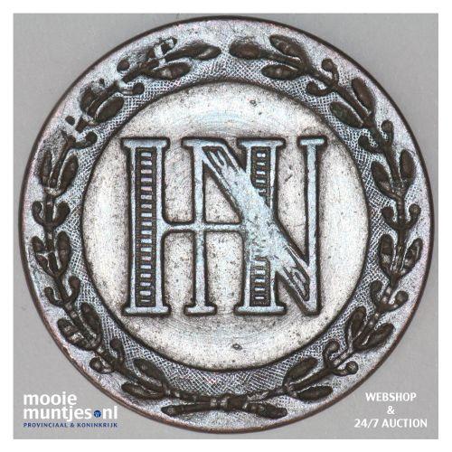 5 centimes - (french standard coinage) - German States/Westphalia 1809 (KM 94) (