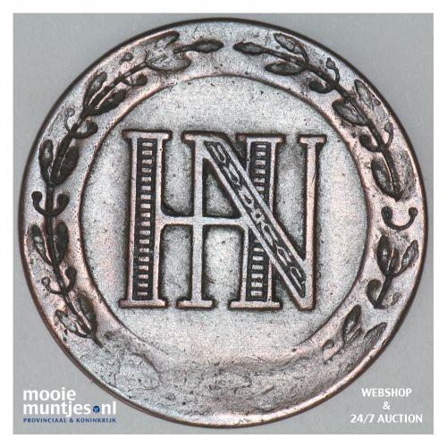 5 centimes - (french standard coinage) - German States/Westphalia 1812 (KM 94) (
