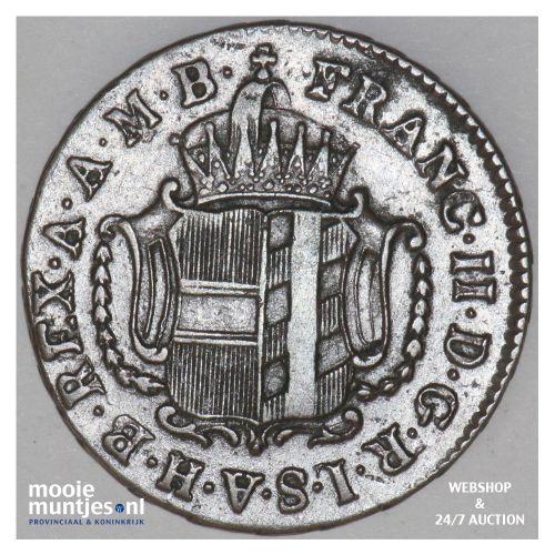 kreutzer - German States/Further Austria 1803 (KM 27) (kant B)